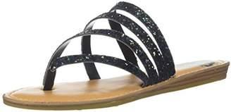 Fergalicious Women's Delaney Flat Sandal