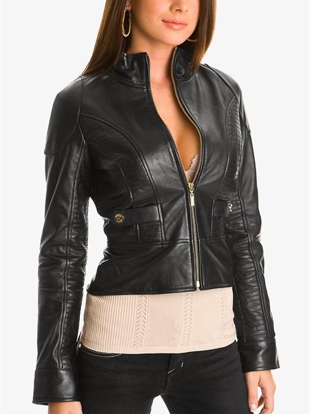 Ava Biker Jacket
