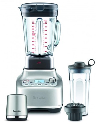 Breville The Super Q & The Vac Q Blender