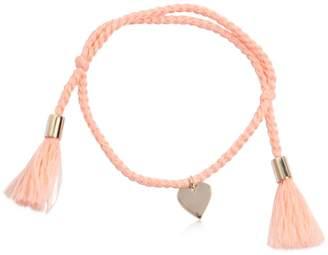 Chloé Handmade Rope Bracelet With Charm