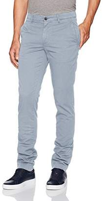 Lacoste Men's Slim Fit Stretch All-Over Print Chino