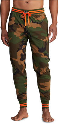 Polo Ralph Lauren Men Knit Camo Jogger Pants