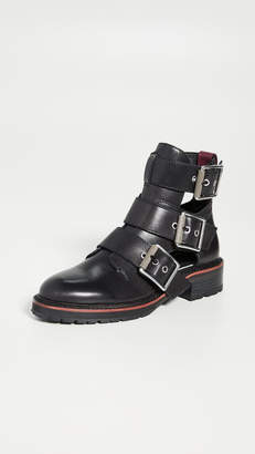 Rag & Bone Cannon Buckle II Boot