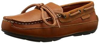 Cole Haan Grant Driver Bur LEA Moccasin (Toddler/Little Kid/Big Kid)