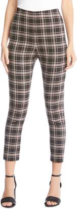 Karen Kane Piper Plaid Skinny Pants