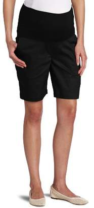 Ripe Maternity Women's Maternity Classic Twill Shorts
