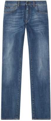 Dolce & Gabbana Classic Fit Jeans