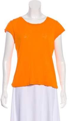 Rag & Bone Short Sleeve Knit T-Shirt