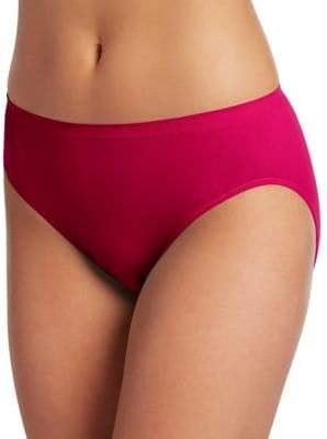 Jockey Comfies Seamfree Microfibre French Cut Briefs