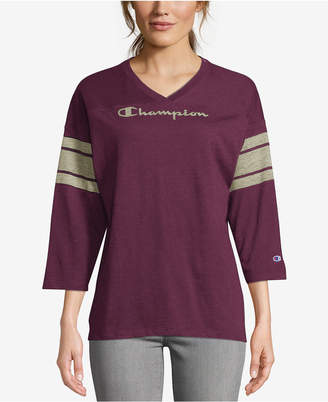 Champion Heritage Football T-Shirt
