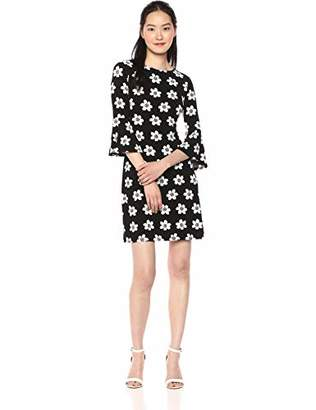 Tommy Hilfiger Women's Jersey Bell Sleeve Dress