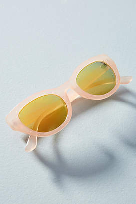 Anthropologie 5th Avenue Tortoise Sunglasses