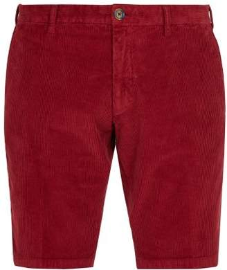 J.w.brine J.W. Brine J.w. Brine - Free Donnie Stretch Corduroy Shorts - Mens - Red