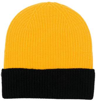 Sportmax Code ribbed knit beanie