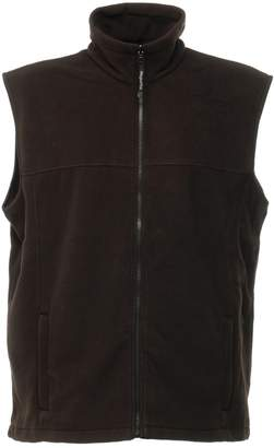 Regatta Mens Haber II 250 Series Anti-pill Fleece Bodywarmer / Sleeveless Jacket (XXL)