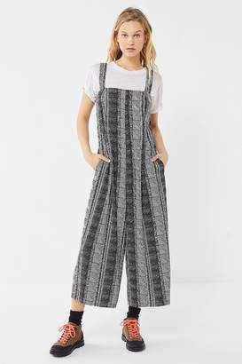 Urban Outfitters Edith Relaxed Square-Neck Jumpsuit