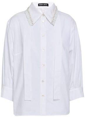 Markus Lupfer Cotton-Poplin Shirt