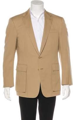 Ralph Lauren Black Label Deconstructed Twill Sport Coat