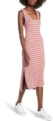 Rip Curl Essentials Stripe Midi Dress