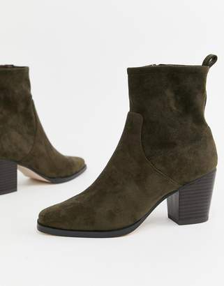Asos Design DESIGN Rodeo western ankle boot