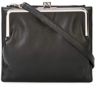 Y's clasp crossbody bag
