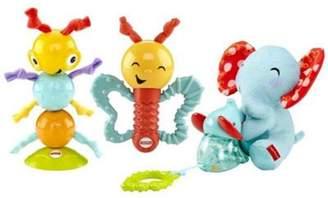 Fisher-Price Hti Toys Wigglin Gigglin Gift Set