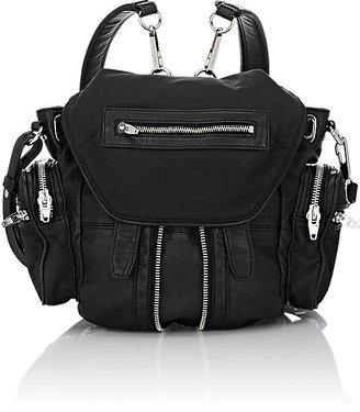 Alexander Wang Women's Marti Mini-Backpack $695 thestylecure.com