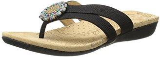 ACORN Women's Samoset Thong Sandal $18.46 thestylecure.com