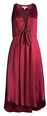 Joie Women's Kataniya Plunging A-Line Dress