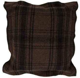 Ralph Lauren Plaid Throw Pillow