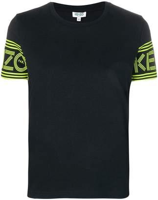 Kenzo logo sleeves T-shirt