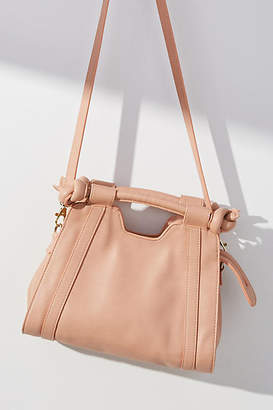Anthropologie Terrance Mini Knotted Crossbody Bag