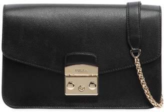 Furla Small Metropolis Saffiano Leather Bag