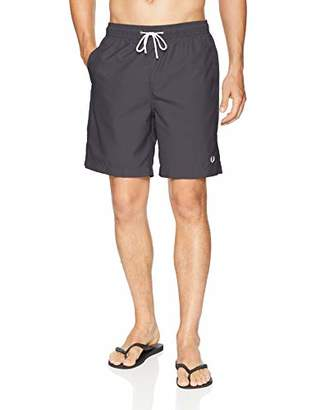 Fred Perry Men's Textured Swimshort