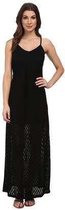 Calvin Klein Slip Strap Maxi Dress Women's Dress