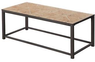 Monarch Terracotta Tile Coffee Table