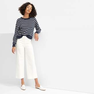 Everlane The Wide Leg Crop Utility Pant