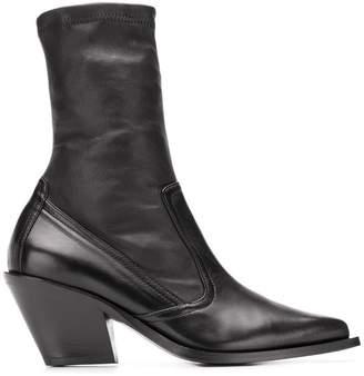 Barbara Bui classic cowboy boots