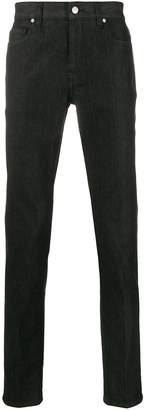 Ermenegildo Zegna regular mid-rise straight-leg jeans