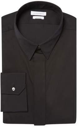 J. Lindeberg Men's Daniel Tux Lux Stretch Dress Shirt