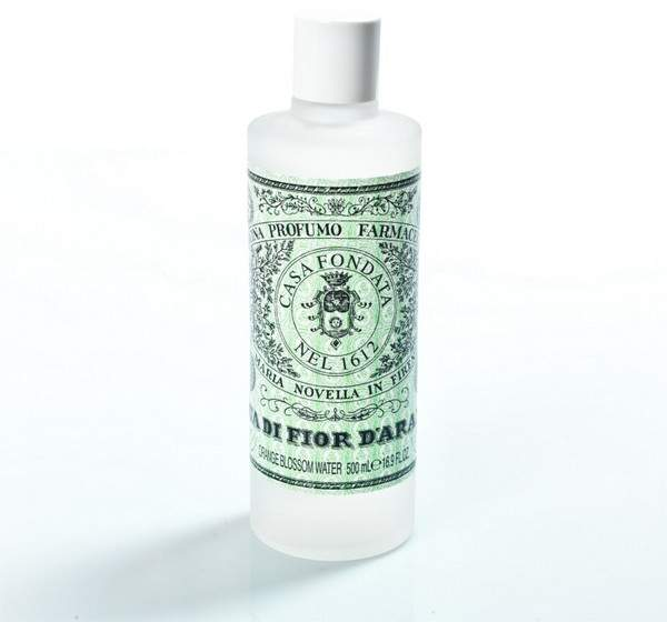 Orange Blossom Water by Santa Maria Novella (500ml Water)