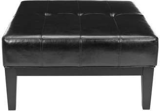 Safavieh HUD8238 Fulton Square Cocktail Small Ottoman