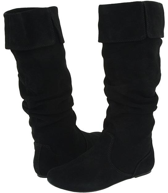 Sam & Libby - Peyton (Black Suede) - Footwear