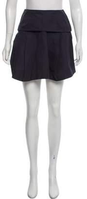 Marni Pleated Mini Skirt