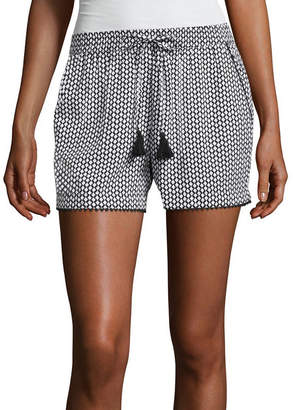 A.N.A Printed Soft Shorts (3 1/2)