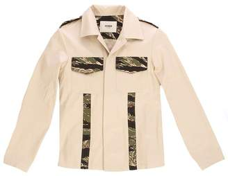 HERMAN MARKET Military Jacket