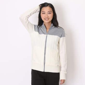 Calvin Klein (カルバン クライン) - カルバン クライン Calvin Klein ゴルフセーター セーター/カーデイガン CKL4014
