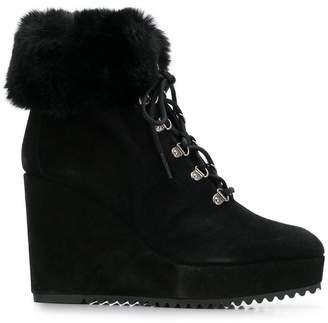 Castaner Qeb wedge boots