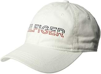 Tommy Hilfiger Men's Dad Hat Matthew Cap