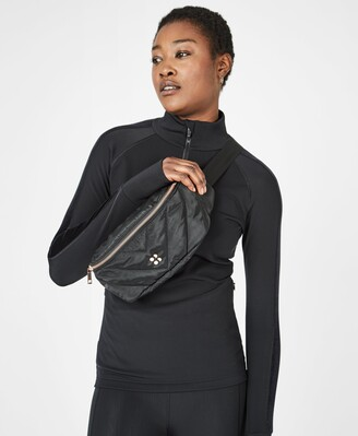 Sweaty Betty Icon Quilted Bum Bag
